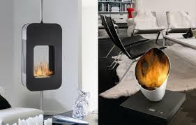 ethanol modern fireplace