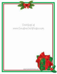 Border Template Word Elegant Free Christmas Borders For Word