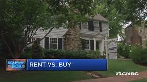 Real Estate Renting Its Better To Rent Than To Buy In Todays Housing Market