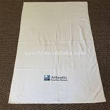 100 Cotton White Blank Hotel Beach Towels 2 Meters Buy Hotel
