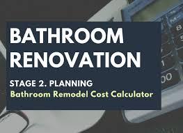 bathroom remodeling cost calculator. Delighful Bathroom Bathroom Remodel Cost Calculator With Remodeling M