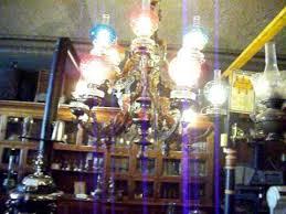 antique cast iron chandeliers