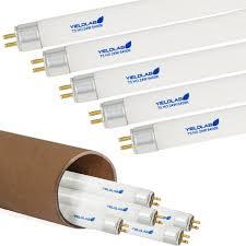 6400k Grow Light Yield Lab 24w T5 Fluorescent Grow Light Bulbs 6400k 5 Pack