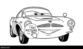 Cars Coloring Pages Lightning Mcqueen New Cars Movie Coloring Pages
