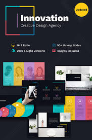 Design Own Powerpoint Template Innovation Creative Ppt For Design Agency Powerpoint Template