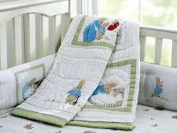 peter rabbit nursery bedding toile