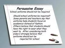 persuasive essay on school uniforms my hopes and dreams essay essay argumentative essay school uniforms and the constitution