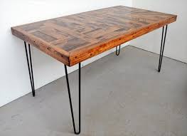 awesome wood dining table with metal legs remarkable steel legs for inside wood table with metal legs ordinary