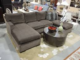 Elegant Double Chaise Lounge Sofa  In Sofas And Couches Ideas - Chaise lounge living room furniture