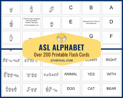Free Sign Sign Language Alphabet 6 Free Downloads To Learn It Fast