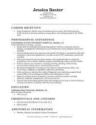 Er Nurse Resume Elegant Entry Level Nursing Resume Examples Examples
