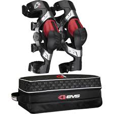 moto knee brace. kit moto knee brace