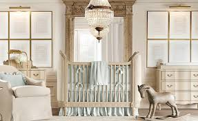 sleigh crib design also classic baby boy nursery idea with rocking horse plus cool chandelier and baby nursery nursery furniture cool