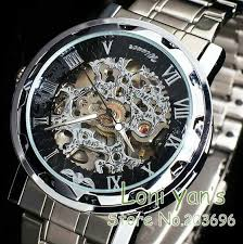 aliexpress com buy new 2015 luxury watch mov acrylic new 2015 luxury watch mov acrylic skeleton mechanical auto men wristwatch ship