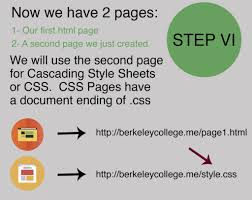 Linking the Style Page – II | Intro to Web Design