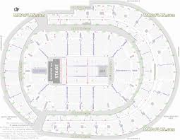 Sprint Center Seating Chart With Rows And Seat Numbers 13 Ageless Nashville Preds Seating Chart