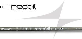 Iron Shaft Comparison Chart Recoil 460 Es Graphite Iron Shaft Ust Mamiya