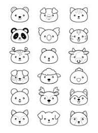 Panda Kawaii Da Colorare Pandacorno Pandacorni Da Colorare E