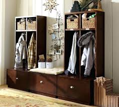Mudroom Bench And Coat Rack Impressive Entryway Bench With Storage And Coat Rack A32 Entryway Shelves And