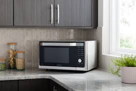Kitchen Microwave Kitchen Microwave Placement Options Tech Life Samsung