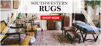 if you re on the hunt for floor coverings that complement your vintage modern decor look no further than southwestern rugs the subtle patterns act as a