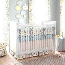 and white the baby girl ocean crib bedding peanut shell set pink com cocalo turtle reef