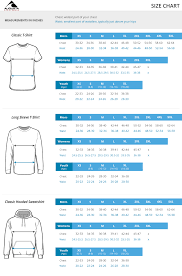 Comfort Colors Shirt Size Chart Eba Comfort Colors Tee Multiple Colors