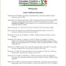 Early Childhood Resume Resume For Early Childhood Education Free Resumes Tips 13