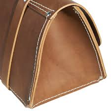deluxe leather bag 20 inch