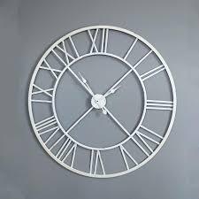 huge wall clock ing the link large skeleton wall clocks uk