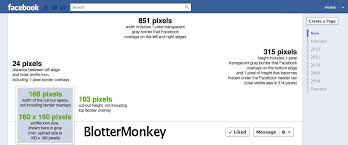 facebook icon size template almosthumor by blottermonkey
