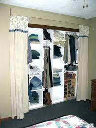curtain for closet dorm ideas bedrooms curtain for closet