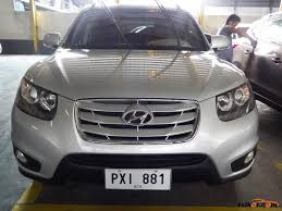 Hyundai Santa Fe 2010 - Car for Sale Metro Manila, Philippines