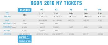 Kcon Seating Chart 2018 Info Bts Will Be On Kcon 2016 France Kcon 2016 Nyc Kcon