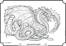 Dragons For Coloring 9 Dragon Coloring Pages Hard Dragon Coloring