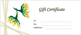 Gift Certificate Printable Free 28 Cool Printable Gift Certificates Kittybabylove Com