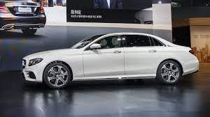 Mercedes me is the ultimate resource, putting control of your vehicle in the palm of your hand. Long Wheelbase Mercedes Benz E Class Launches In China