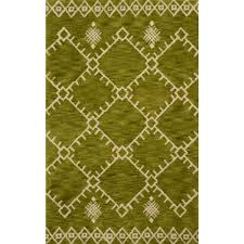 united weavers casablanca safi apple green 8 ft x 11 ft area rug