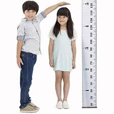 Children S Height Measurement Chart Amazon Com Mojesse Growth Chart Baby Wooden Height Ruler