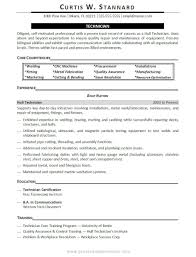 Quality Control Manager Resume Sample Free Resume Example And