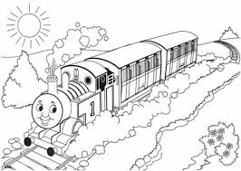 Small Picture Thomas And Friends Coloring Pages Free for Kids