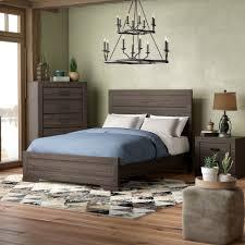 Union Rustic Raven Platform Configurable Bedroom Set & Reviews | Wayfair
