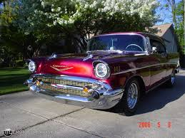 1957 Chevrolet Bel Air Sport Coupe id 13128