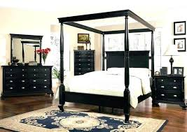 Black Bed Frames Queen Gold Canopy Bed Queen Black Canopy Bed Gold ...