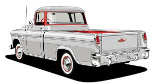 Chevy drawing pickup, Picture #1076532 chevy drawing pickup