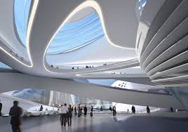 modern architecture drawing. Modern Architecture Art By Zaha Hadid Architects Architectural Drawing