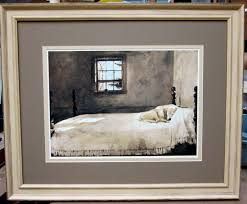 Beautiful Love This Print. Master Bedroom By Andrew Wyeth. Framed By Frameworks Of  Utah. #custom Framing #picture Framing #frameworksofutah