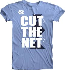 Final Four T Shirt Design North Carolina Tar Heels Cut The Net 2017 Unc Final Four Tee