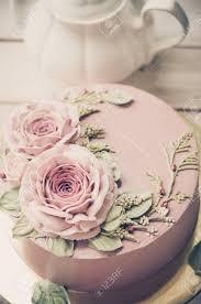 27 Awesome Photo Of Happy Birthday Flower Cake Davemelillocom