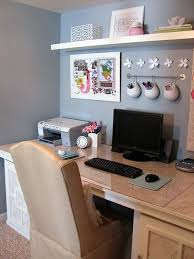 cute office ideas. simple clean office space decor could work in a cubicle too cute ideas r